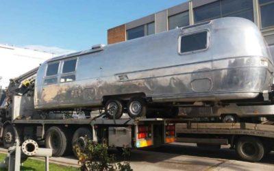 "Caravan Transport – ""AMERICAN DINNER"""