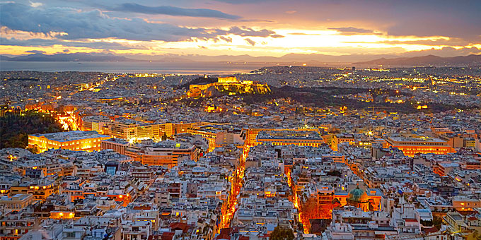 Home removals in Athens